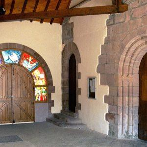 Vitrail Eglise Saint-Martin d'Arrossa